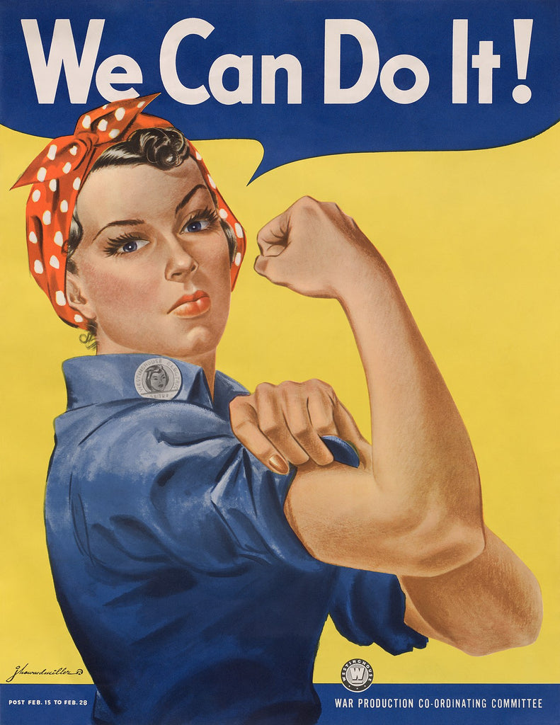 We can do it! [1942]
