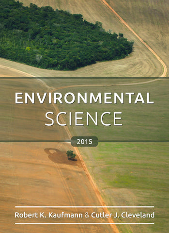 University of Evansville - Fundamentals of Environmental Science - ES 103 - Stamm - Summer 2017