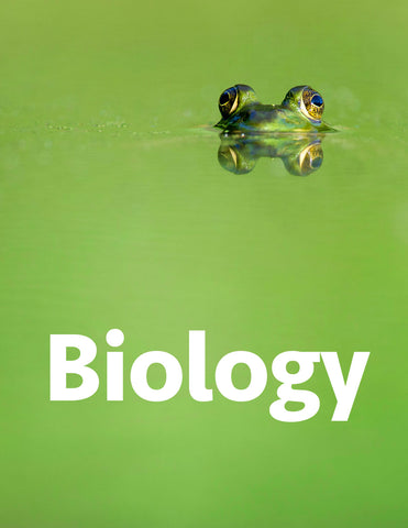 - Biology - Purchase for Individual Use (NOT FOR A COURSE)