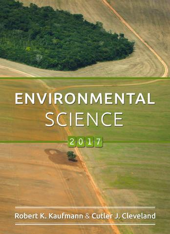 Vassar College - Environmental Studies 124: The Essentials of Environmental Science - Menking - Spring 2018 - Selected Articles Only