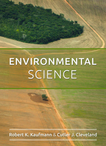 - Environmental Science - Purchase for Individual Use (NOT FOR A COURSE)