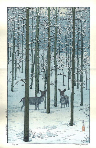 Yoshida Toshi - Aspen ( Colorado, USA ) - Free Shipping