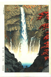 Kasamatsu Shiro - SK3 Nikko Kegon no Taki (Kegon Falls at Nikko) - Free Shipping