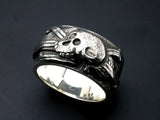 Saito - After the battle Silver Ring (Silver 925) - Free Shipping