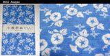 6 Units of Japanese Tradition Cotton Towel (Tenugui) 33 x 90 cm  (The dyed Tenugui)