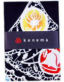 Kenema - Secret Tree  (The dyed Tenugui)