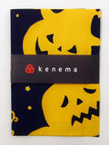 Kenema - Halloween Tower  (The dyed Tenugui)
