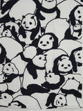 Kenema  - Panda Darake  (The dyed Tenugui)