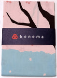 Kenema - Oka no Sakura (The dyed Tenugui)