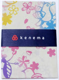 Kenema  - Hanami Dori (The dyed Tenugui)