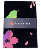 Kenema - Yo Zakura (The dyed Tenugui)