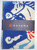 Kenema  - Hyoutan Kara Koma  (The dyed Tenugui)