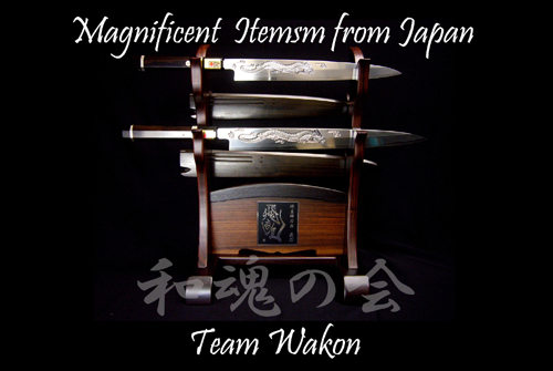 Magnificent Items from Japan (Team Wakon Japan)