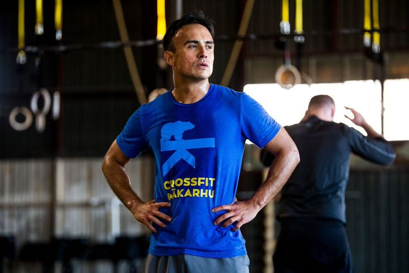 CrossFit Jääkarhu Apparel in 2016