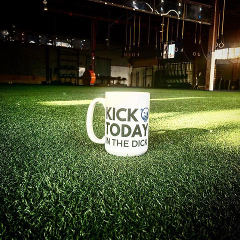Kick Today in the Dick