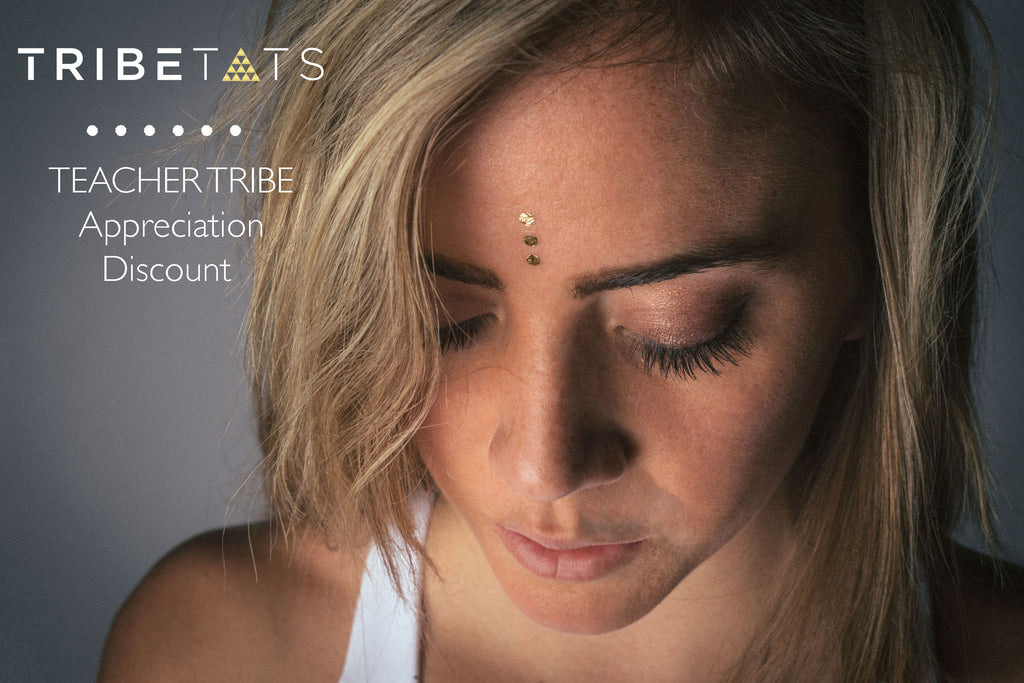 Yoga Flash Tattoos Instructor Discount