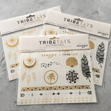 Custom Metallic Tattoos - TribeTats - 6