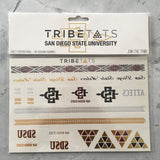 Custom Metallic Tattoos - TribeTats - 5