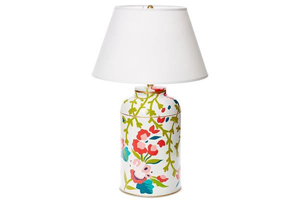 Raleigh Chintz Lamp