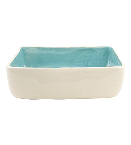Seagate Shepherd's Pie Baker in Aqua (Large)