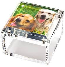 SMALL PHOTO BOX - CLEAR