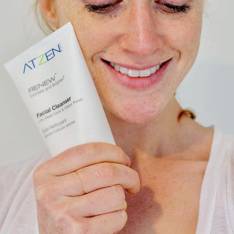 RENEW™ - Facial Cleanser - Exfoliate and Brighten™