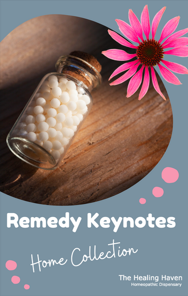 Ebook: Remedy Keynotes For The Home