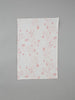 Pink Oak Leaf & Acorn Tea Towel