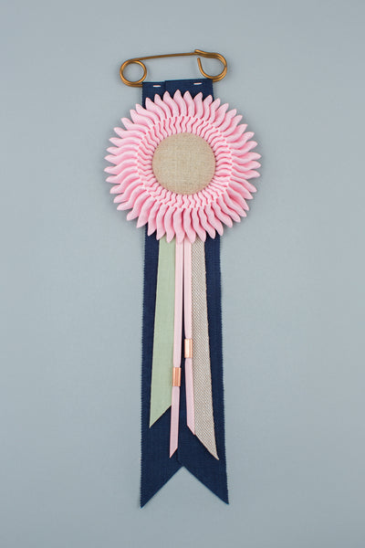Baby Pink Rosette