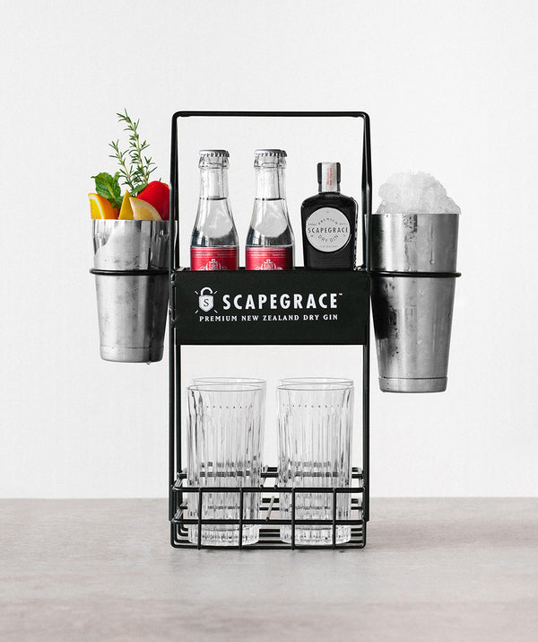 Scapegrace Caddy Kit - Crystal Glassware