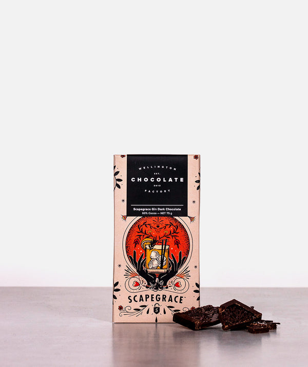 Scapegrace Dark Chocolate