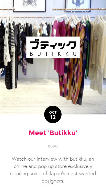 Butikku interviewed by Fashion Purpose banner