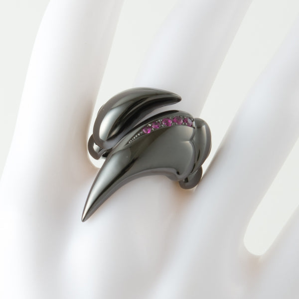 Latreia - Big Claw Ring - Butikku - 1