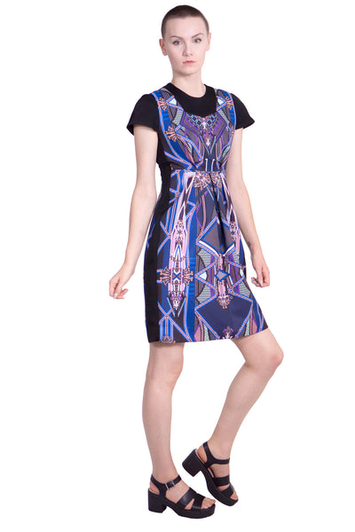 Somarta - stained glass dress - Butikku - 1
