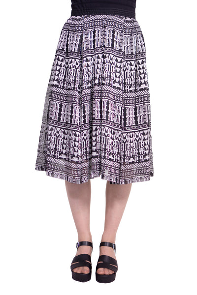Somarta - tribal opal skirt - Butikku - 1
