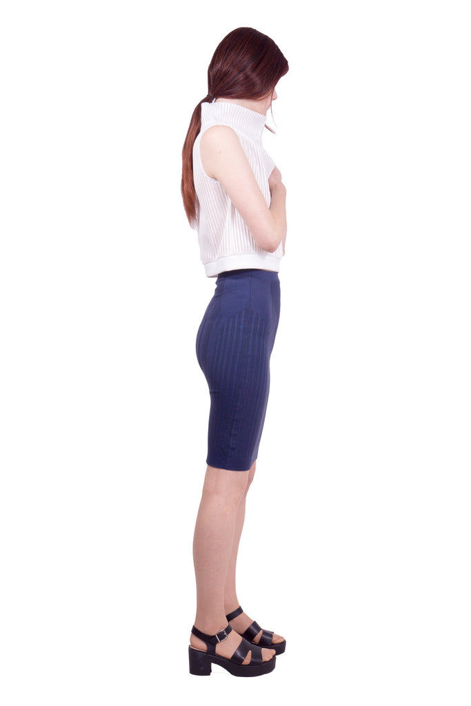 Somarta - Skin series Regulus skirt - blue - Butikku - 4