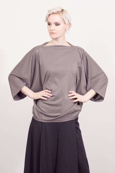 BANDAIC smooth jersey top