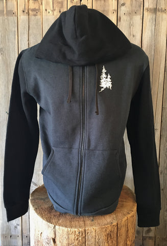 Homeland Security ~ Arrow & Axe Two Toned Unisex Hoodie
