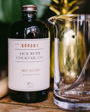 Jack Rudy Sweet Tea Syrup