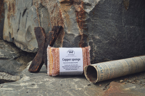 European Copper Sponges