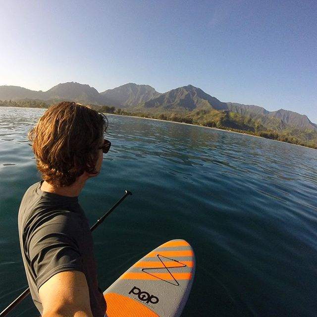 Inflatable Paddleboards Hawaiian series - by POP