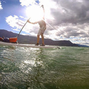 Inflatable Stand Up Paddle boards - by Starboard