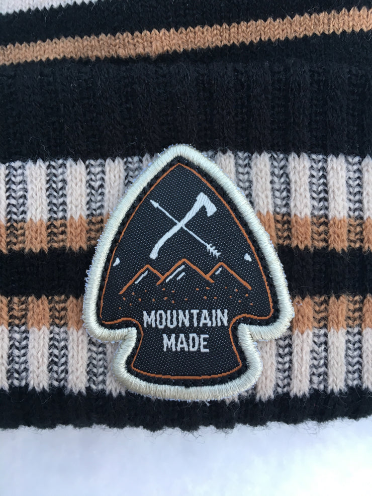 Toques - Mountain Made patch