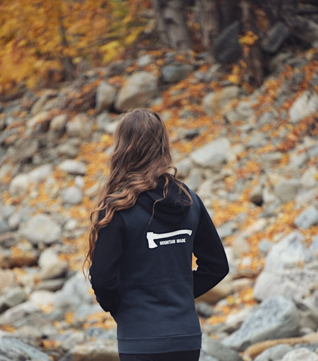 Mountain Made ~  Unisex Hoodie
