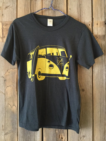 VW Camper Van ~ Arrow and Axe Kids and Youth Shirt