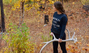 Drink In The Wild Air ~ Arrow and Axe Sweatshirt