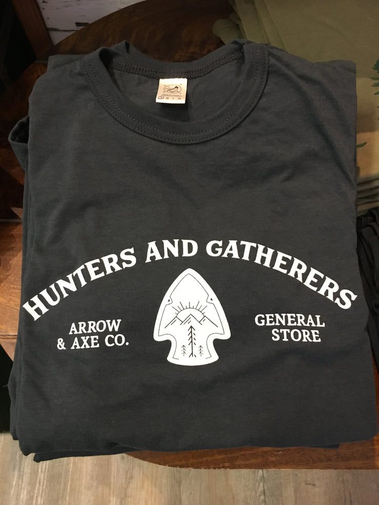 Hunters and Gatherers ~ Mens Short Sleeve