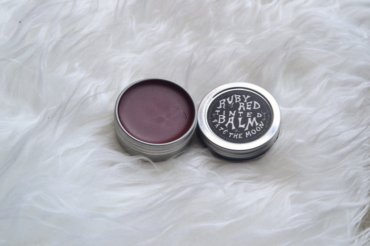 Fat and the Moon ~ Ruby Red Balm