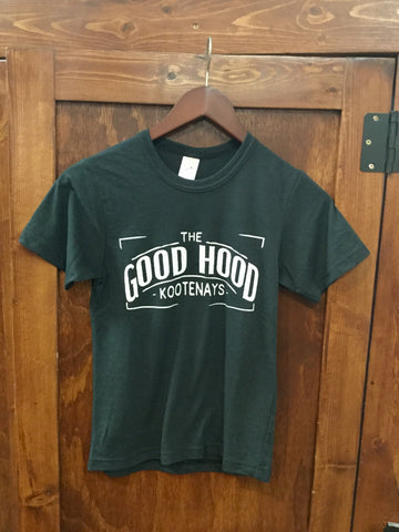 Good Hood - Kootenays ~ Arrow and Axe Kids and Youth Shirt