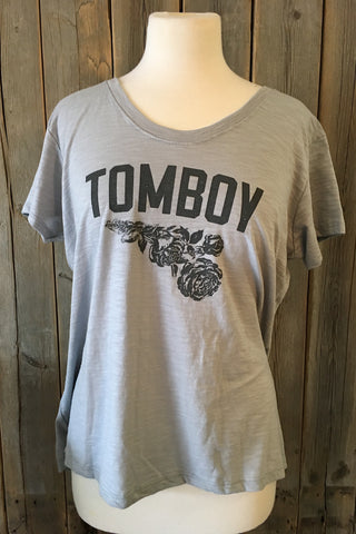 Tomboy ~ Arrow and Axe Women's Comfort Shirt